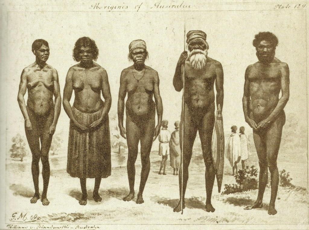 Aborigines Australia